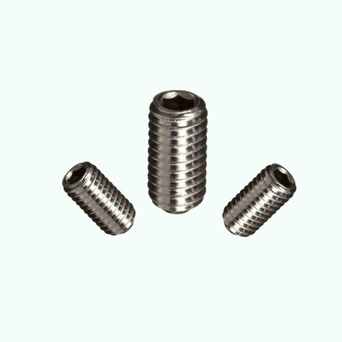 M2.5 Grub Screws A2 Stainless Steel Cup Point Socket Screw