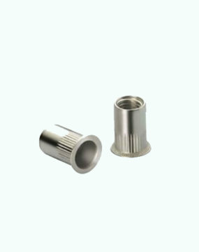 Nutserts A2 Stainless Steel Plain Large Head Rivet Nuts Blind Nut Rivnuts