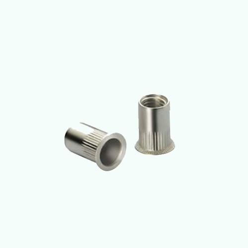 Blind Nut Rivnuts Sealed Steel Cylindrical Large Head Rivet Nuts Nutserts
