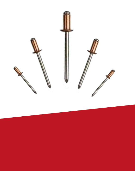 Copper/Steel Standard Rivets