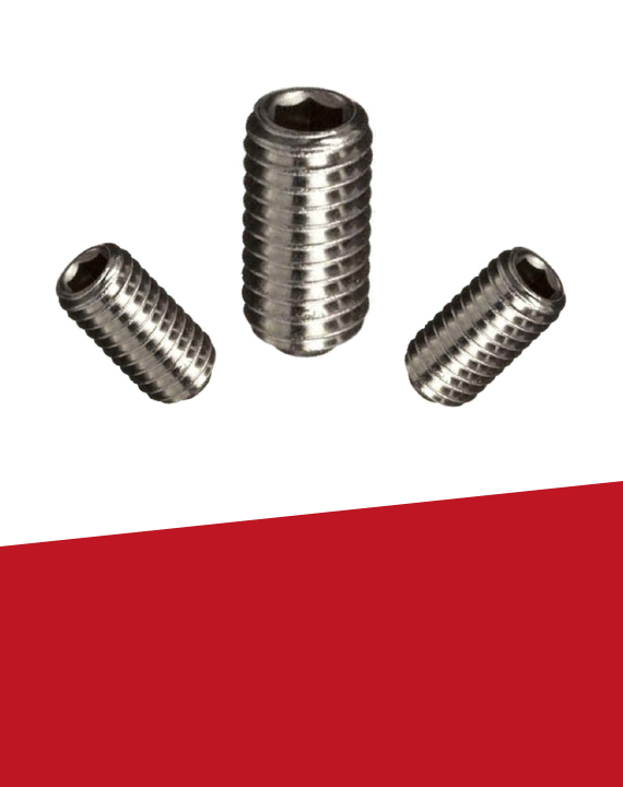 A2 Grub Screws (Socket Sets)